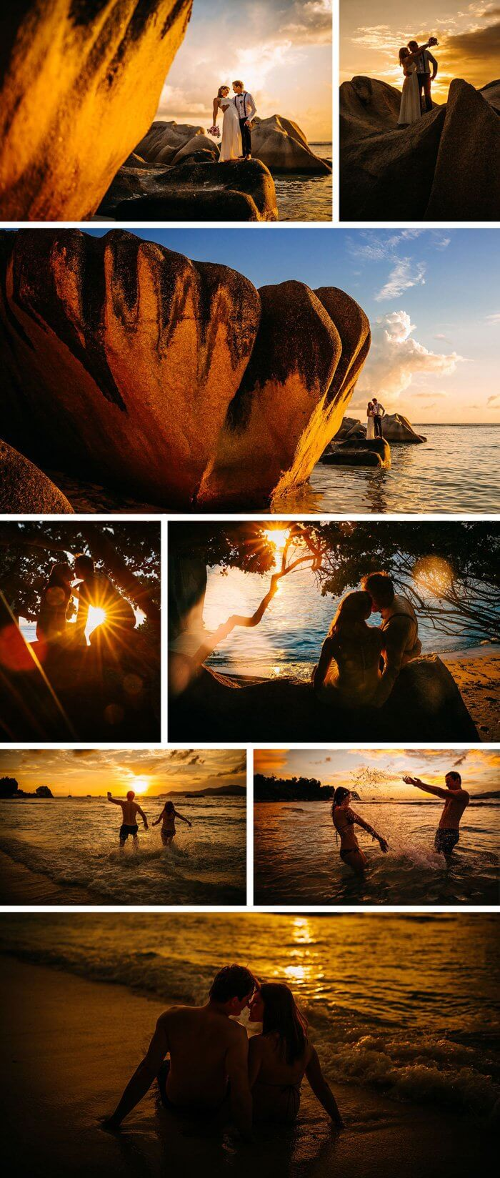 Seychellen Hochzeit