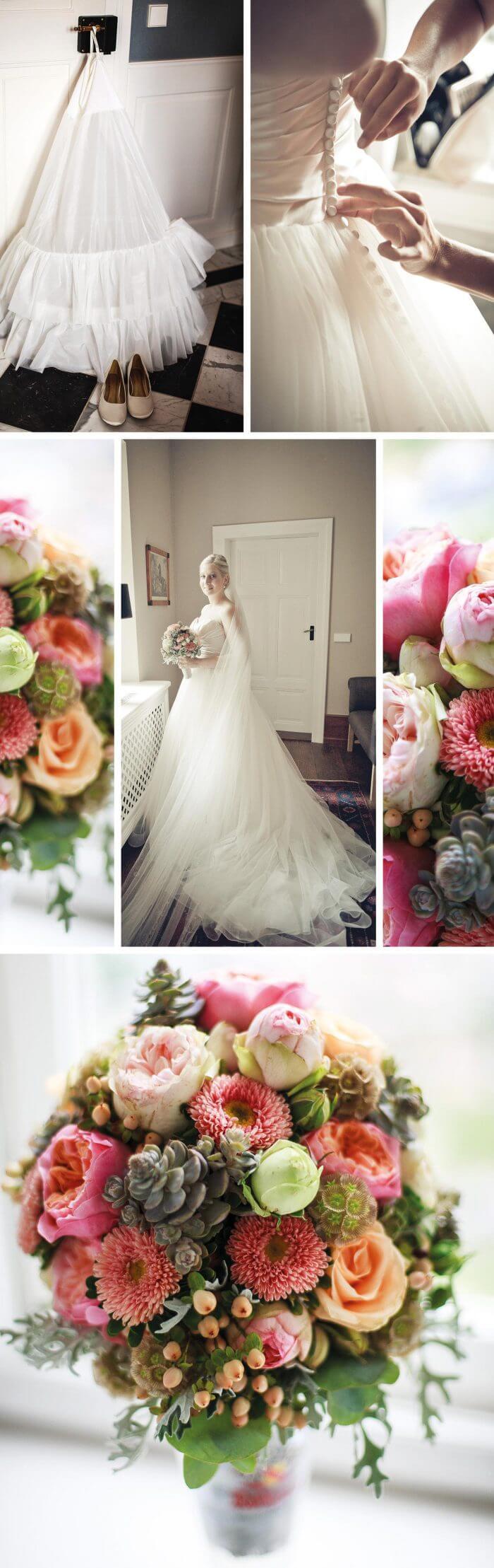 Schloss Hochzeit Hochzeitsreportage