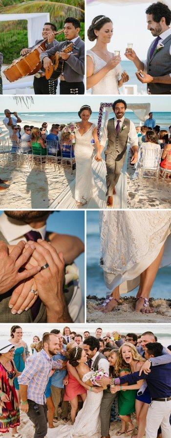 Freie Trauung am Strand