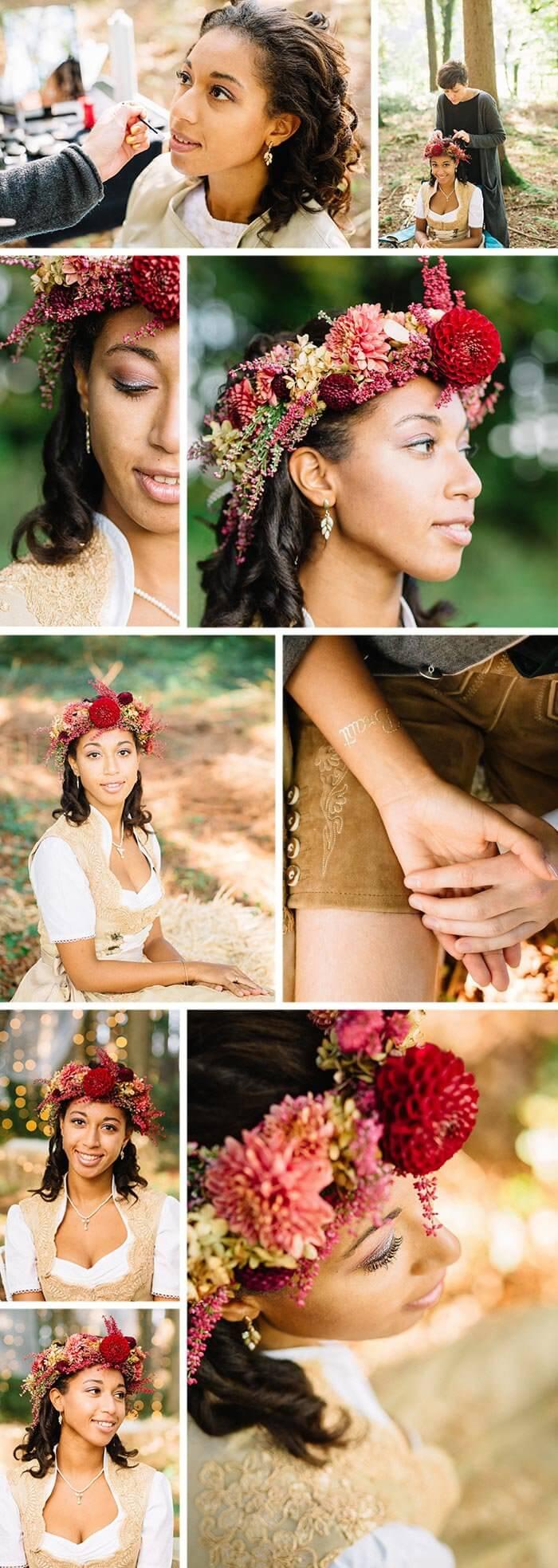 Hochzeit Natur