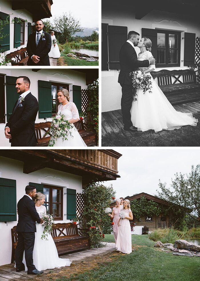 Heiraten am See Österreich