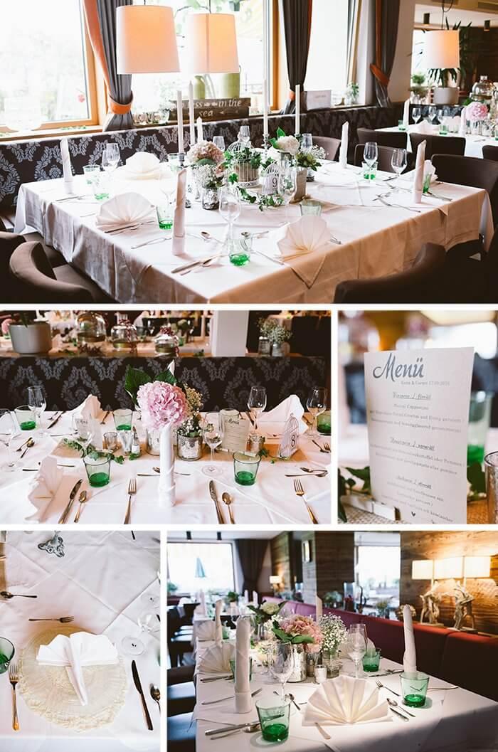 Hochzeit feiern in Österreich