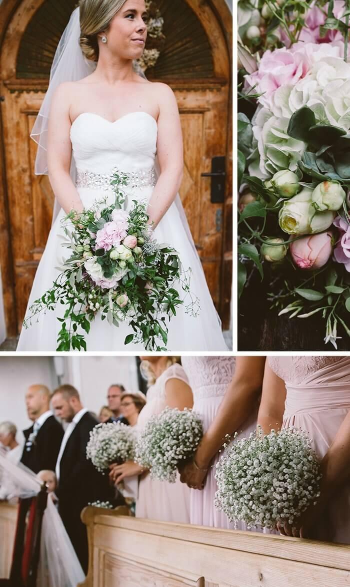 Hochzeitsfeier Österreich