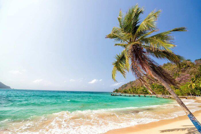 Hochzeitsreise und Flitterwochen in Panama, Südamerika