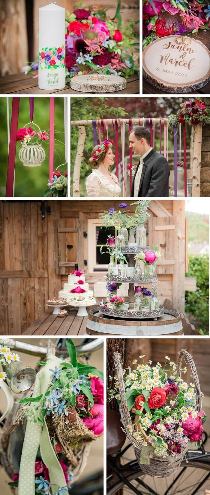 Hochzeit Alm