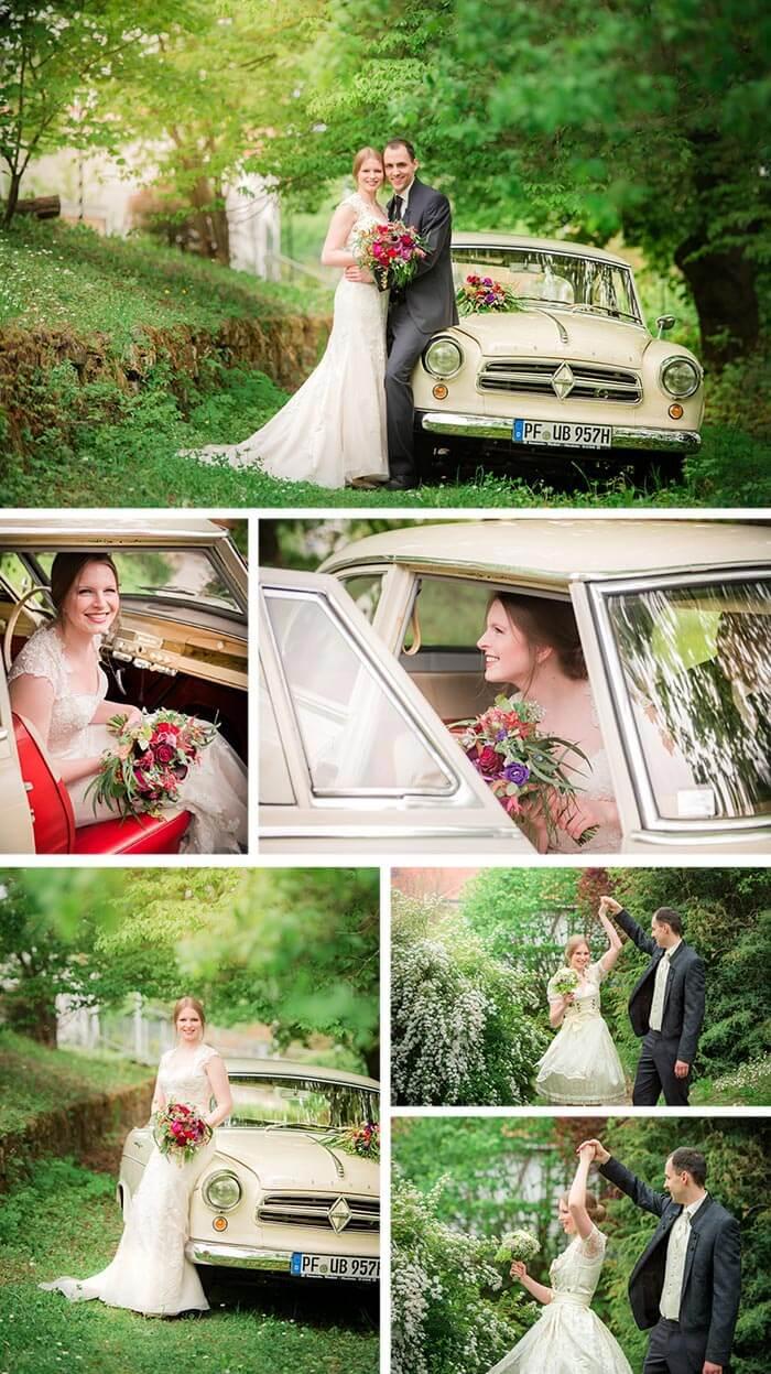 Hochzeit Hütte