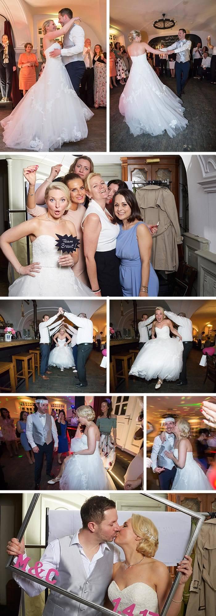 Hochzeit feiern in München