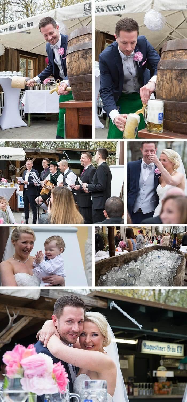 Hochzeitsfeier München