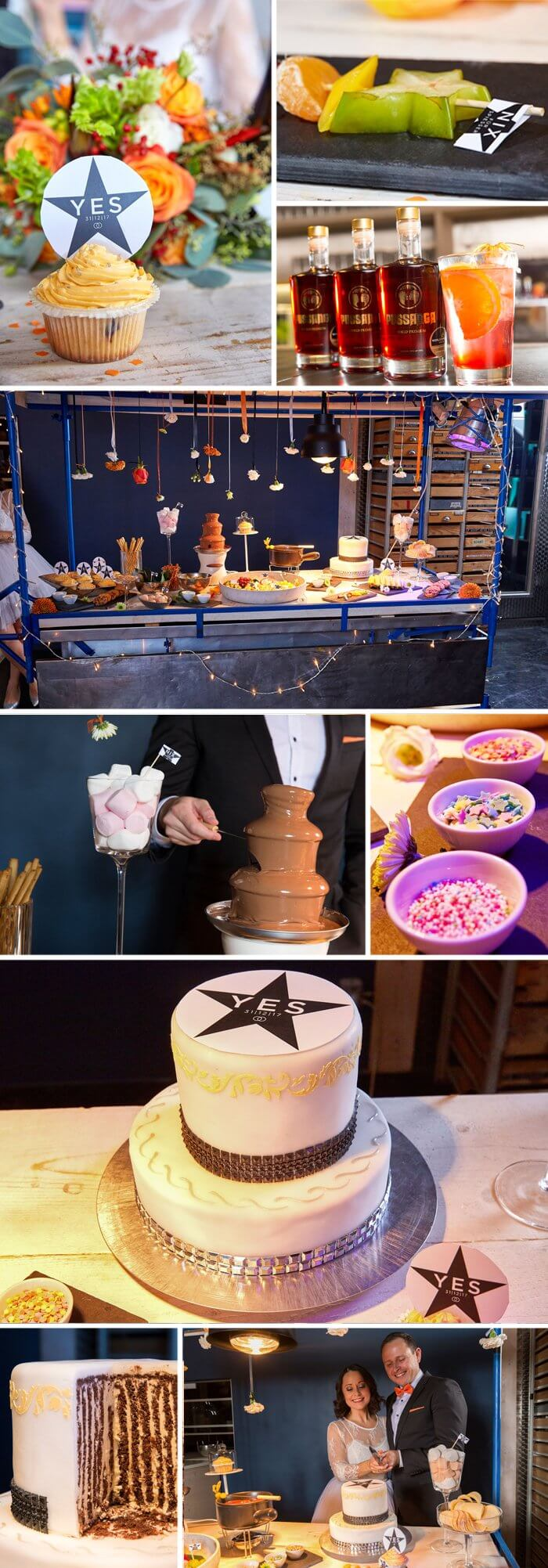 Hochzeitsparty Ideen
