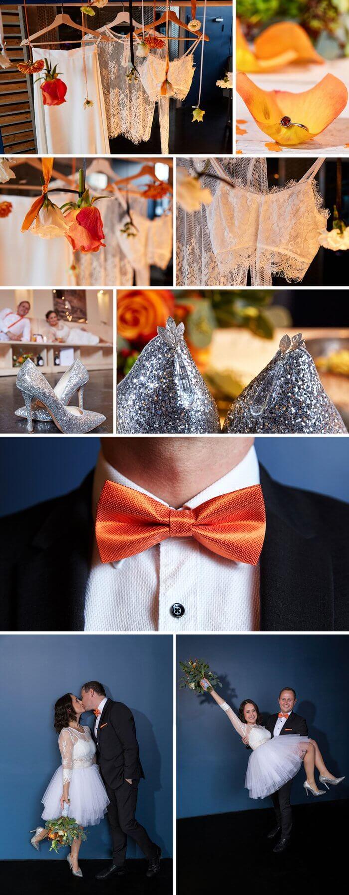 Hochzeitsparty Kleider