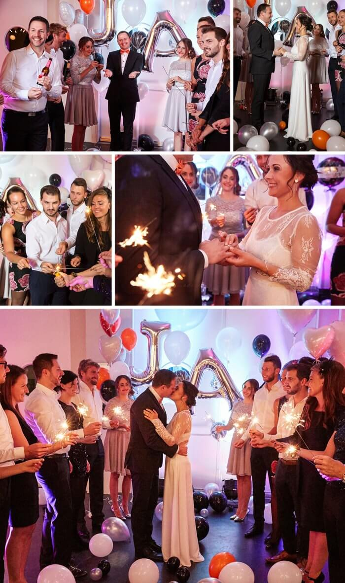 Partyzubehör Hochzeit
