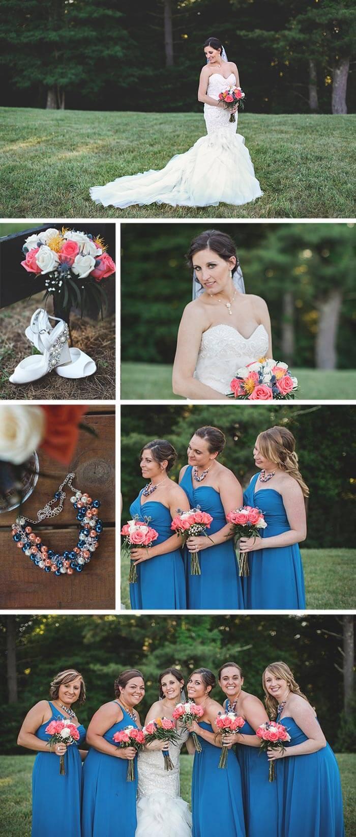 Braut Hochzeit Holz