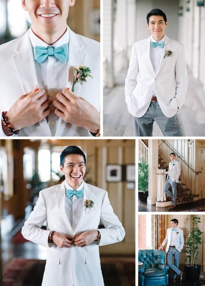 Türkis Hochzeit