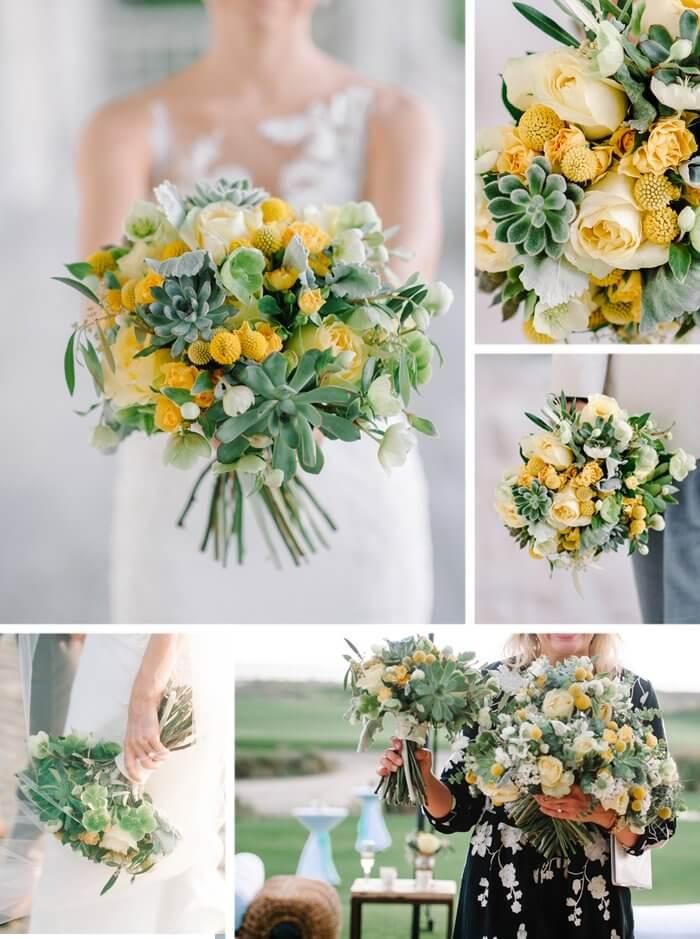 Türkise Hochzeitsdeko