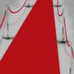 Hochzeit Teppich Rot