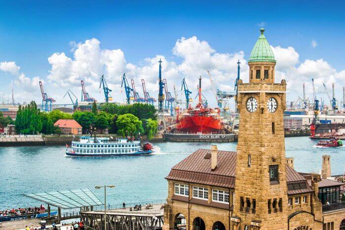 Junggesellenabschied Hamburg
