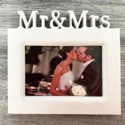 Mr & Mrs Bilderrahmen