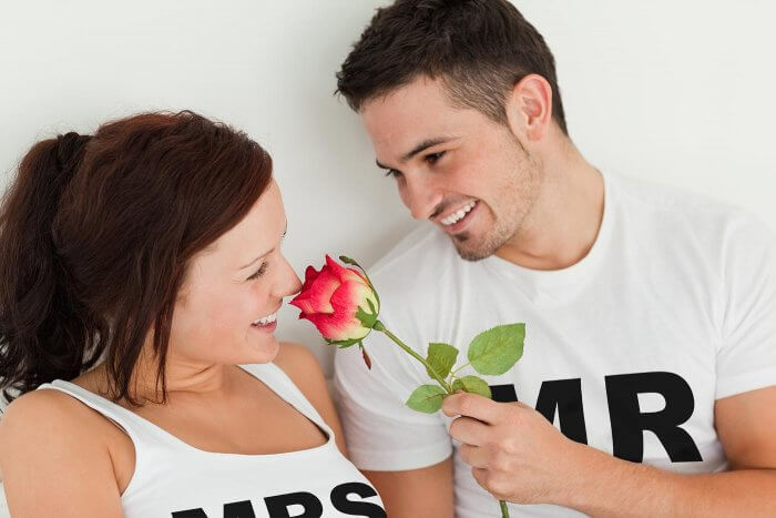 Mr & Mrs Shirt