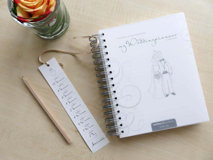 Hochzeitsplanung Buch Erfahrung