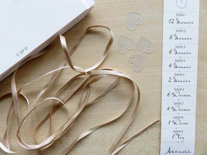 Hochzeitsplanung Buch Test