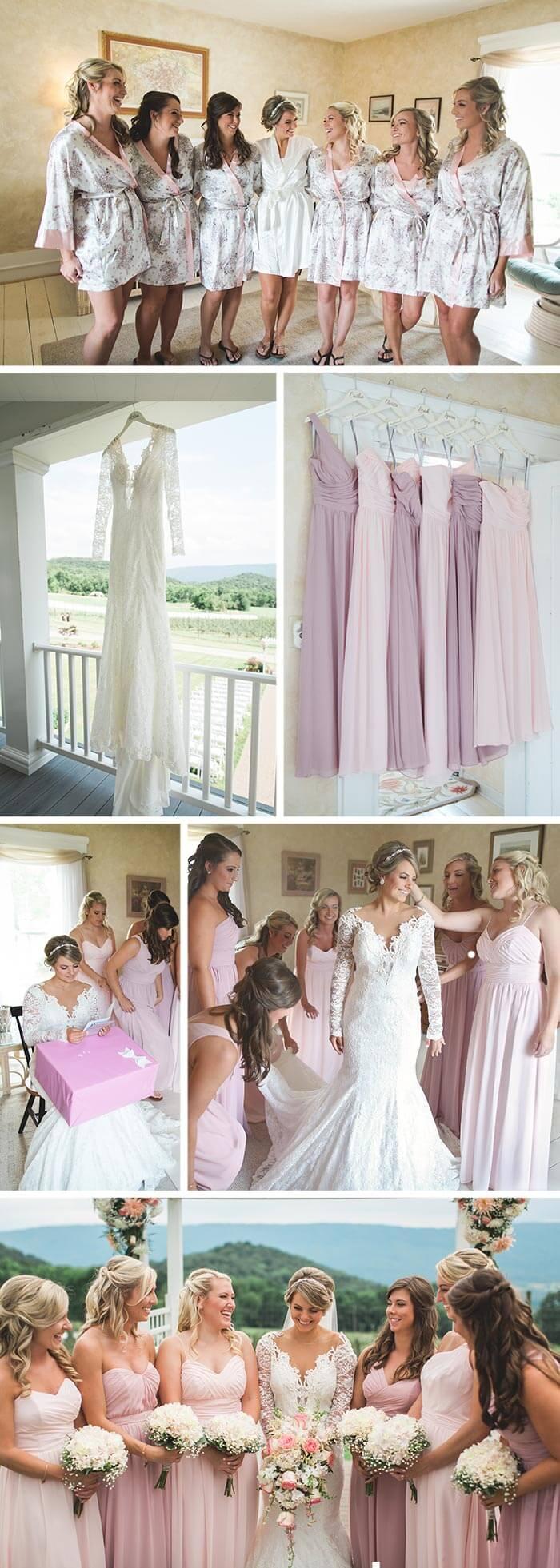 Hochzeit Rosen
