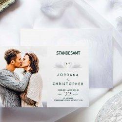 Text Einladung Hochzeit Standesamt