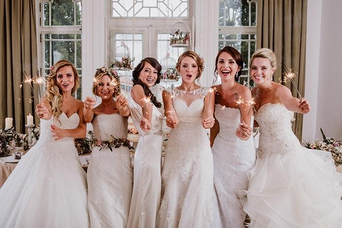 Foto Requisiten Hochzeit