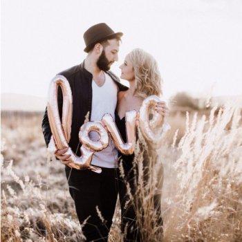 Hochzeits Ballon Fotoshooting