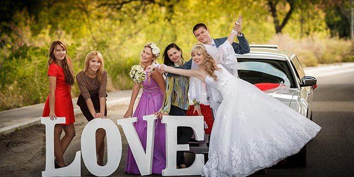 Hochzeitsfoto Accessoires