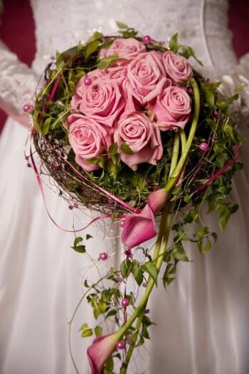 Hochzeitsstrauss Calla Rosen Bildergalerie Hochzeitsportal24