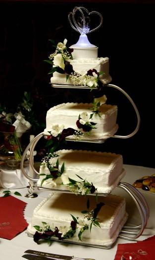 Hochzeitstorte Eckig Bildergalerie Hochzeitsportal24