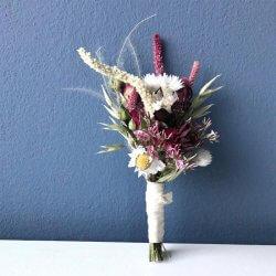 Bräutigam Blumen Anstecker