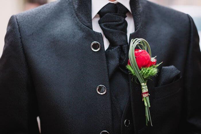 Hochzeitsanzug ausleihen