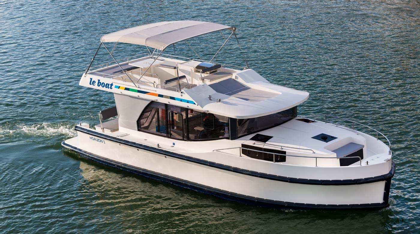 Hausboot Flitterwochen