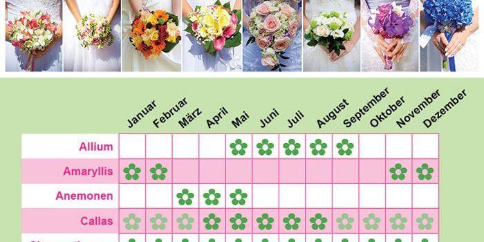 Blumen Fur Die Hochzeit Blumenlexikon Und Verfugbarkeit Von