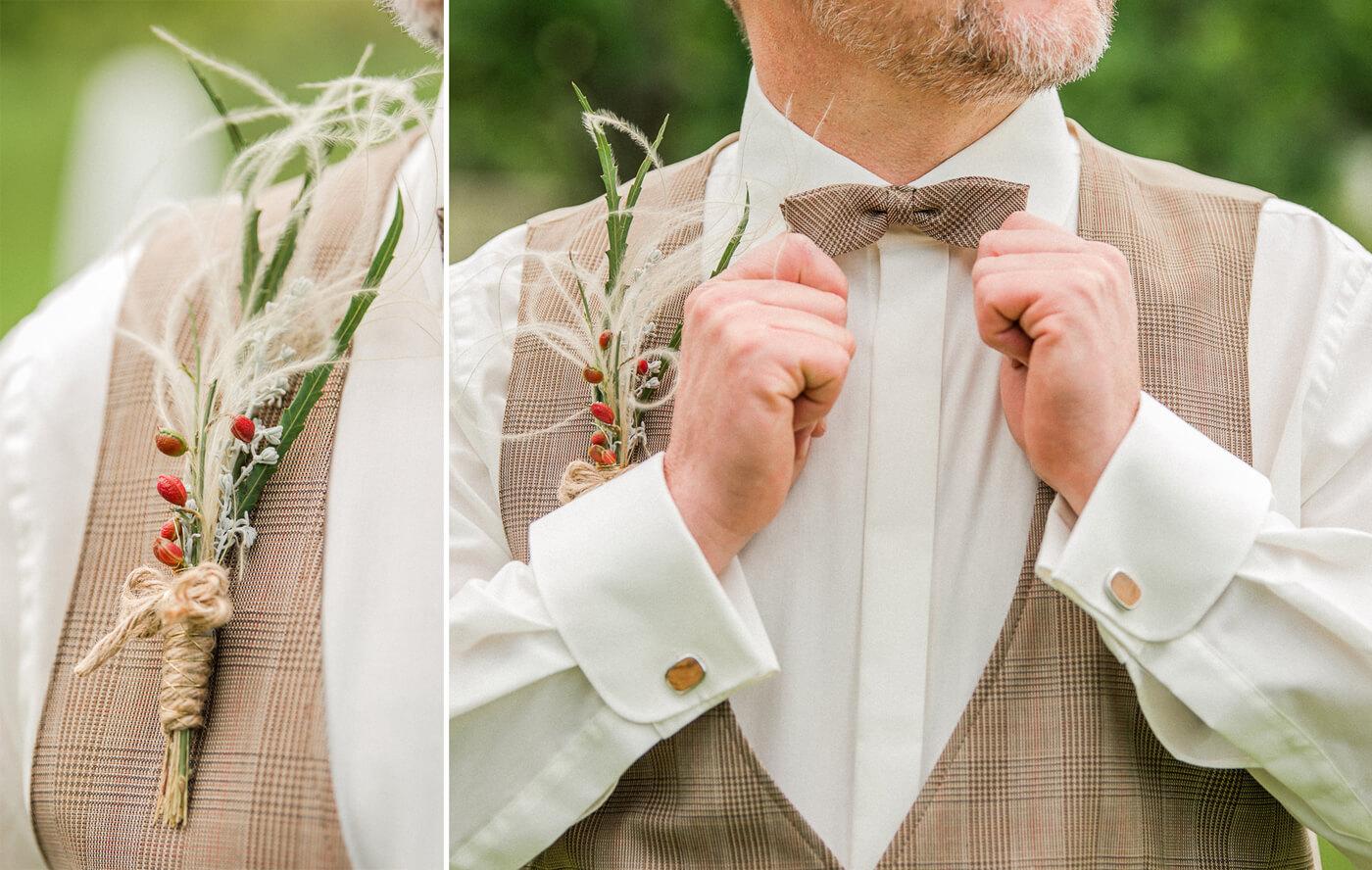 Boho Hochzeit Kleidung