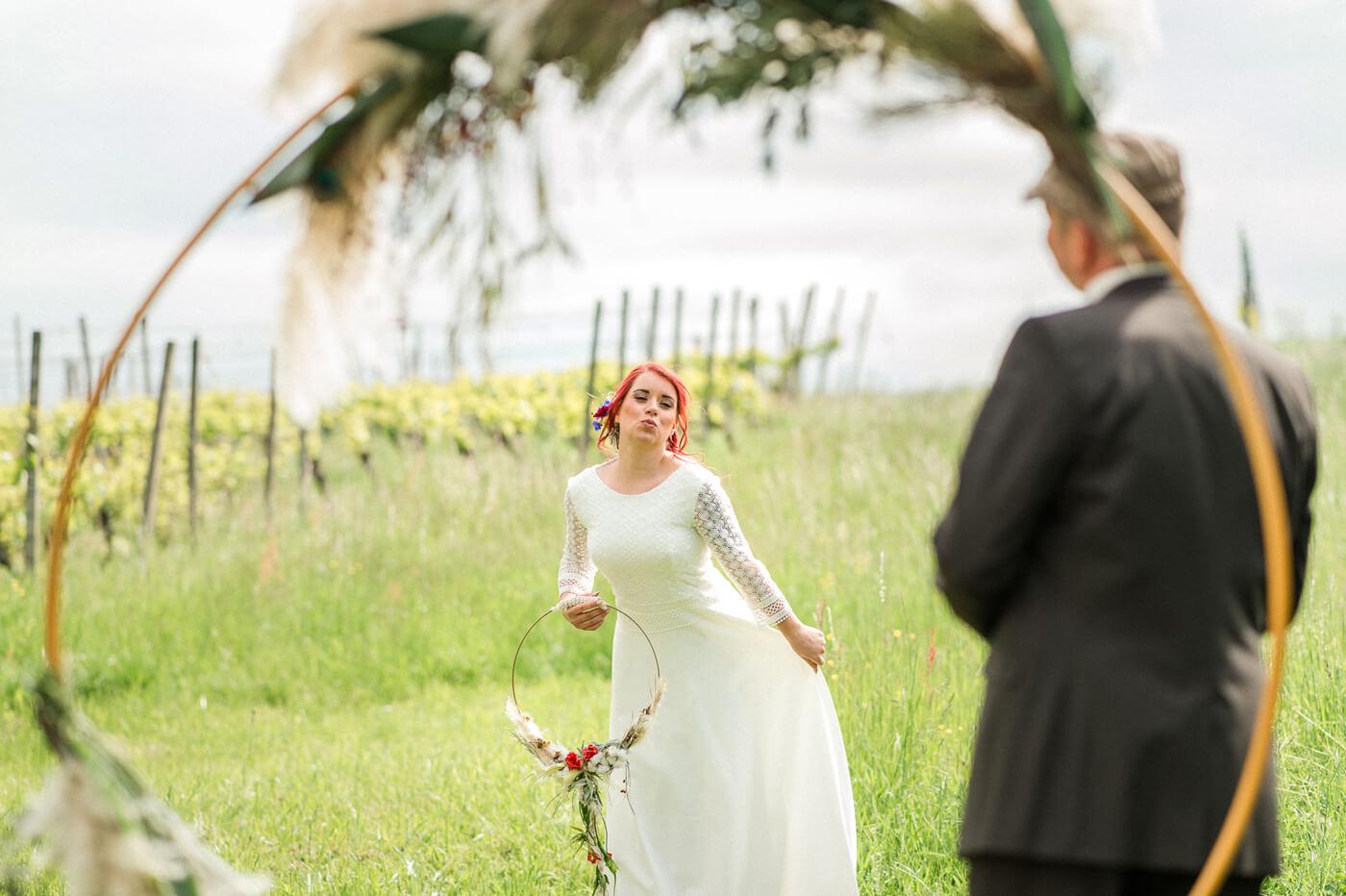 Hochzeit Bohemian
