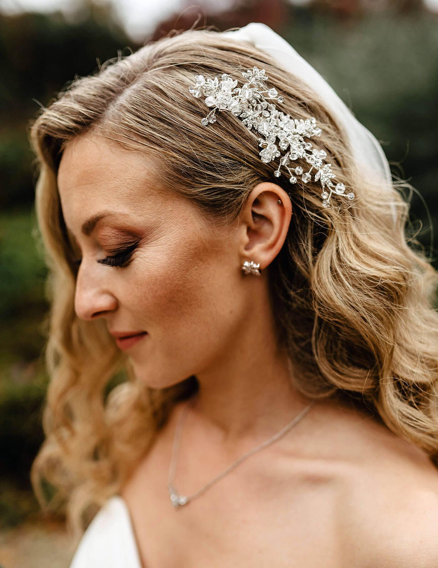 Braut Schmuck Haare