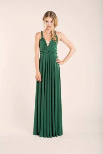 Brautjungfernkleider Grün Kaufen