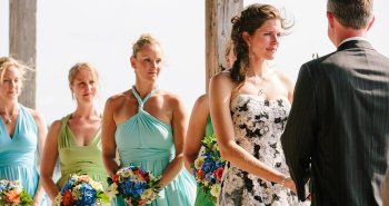 Grüne Brautjungfernkleider kaufen