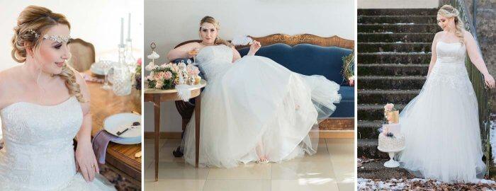 Brautkleid Größe 42