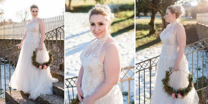 Brautkleid Größe 44