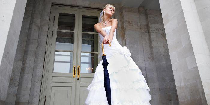 Brautkleid Standesamt