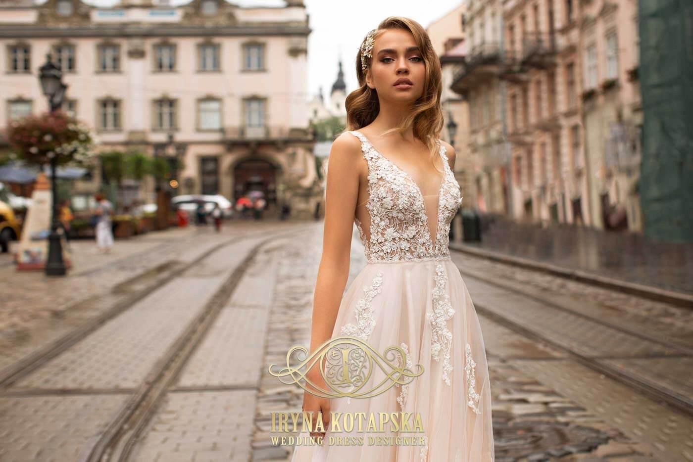 Designer Brautkleid günstig kaufen