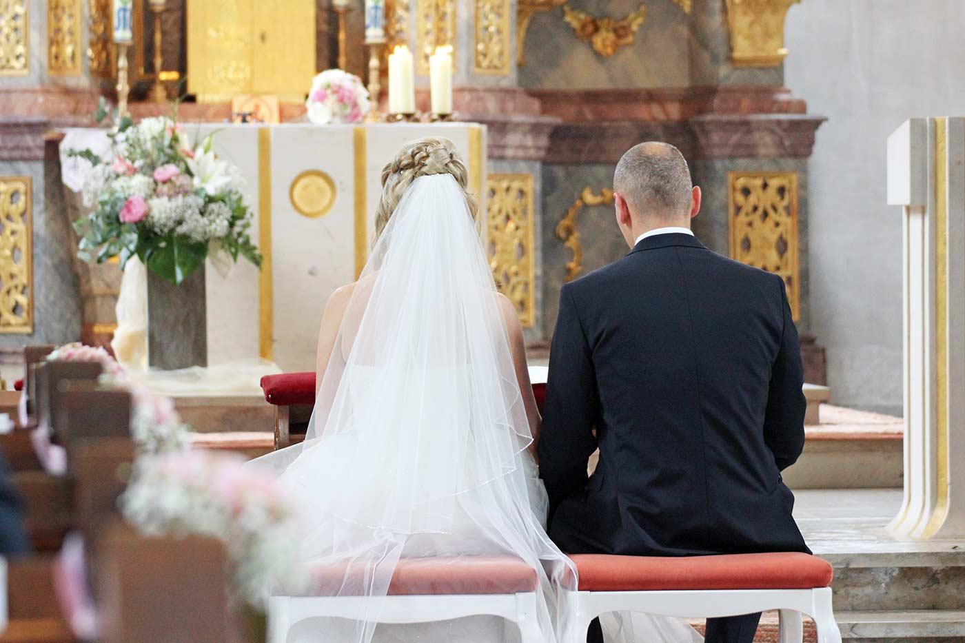 Schleier Braut