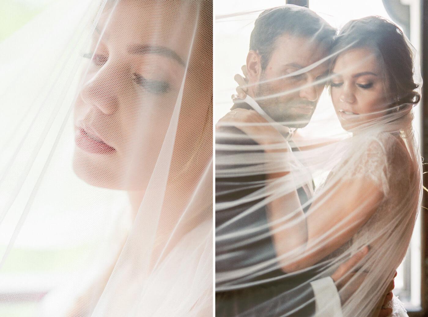 Schleier Hochzeit