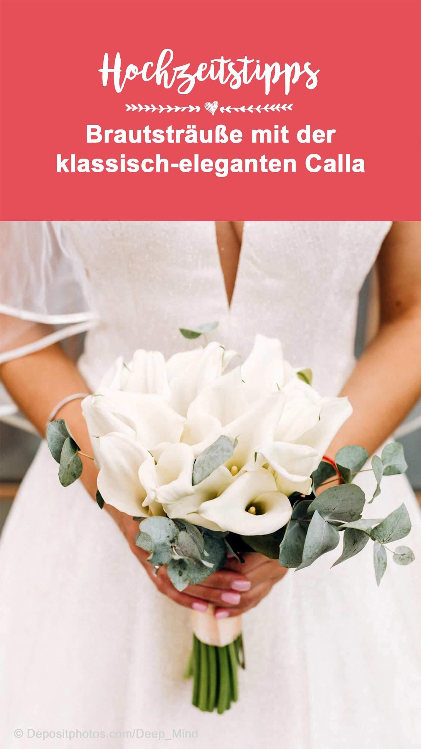 Brautsträuße Calla