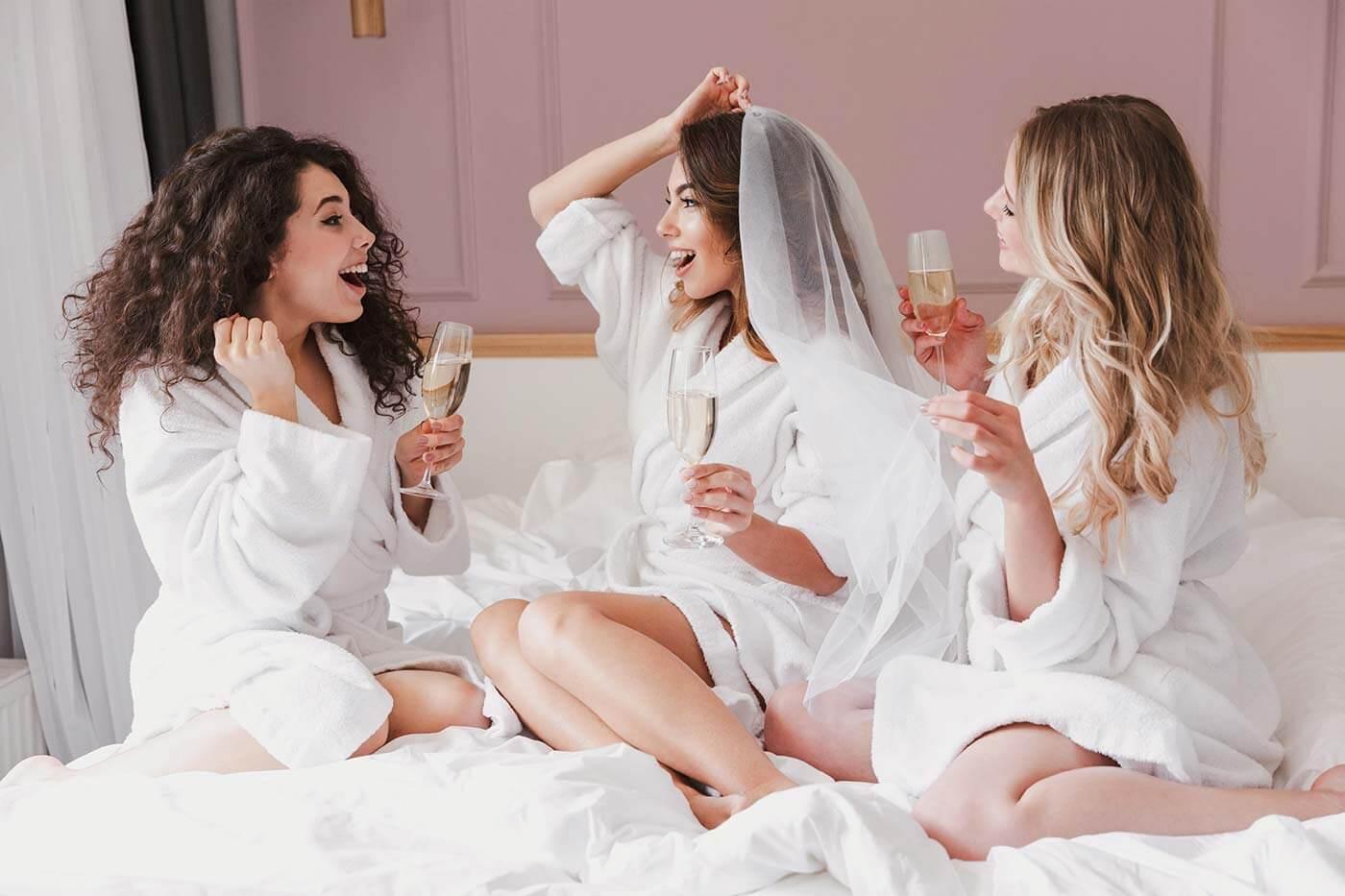 Brautzilla Entspannung