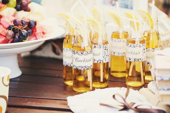 Cocktails Hochzeit Sweettable