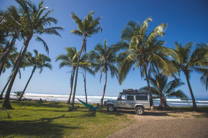 Costa Rica Hochzeitsreise
